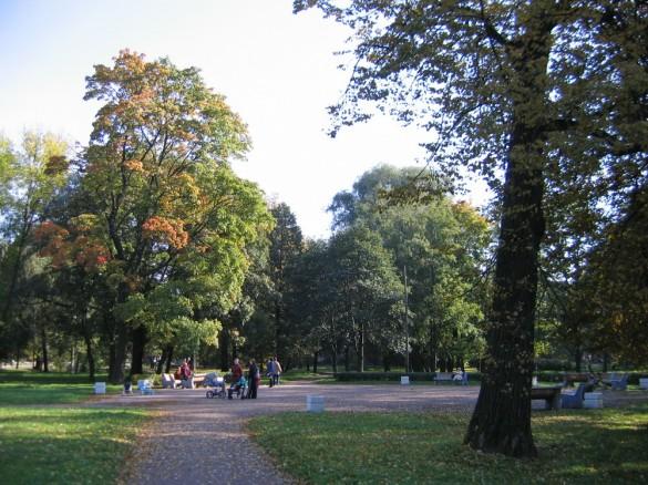 Строгановский сад