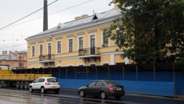 Заводоуправление Невской косметики на проспекту Обуховской Обороны, 80