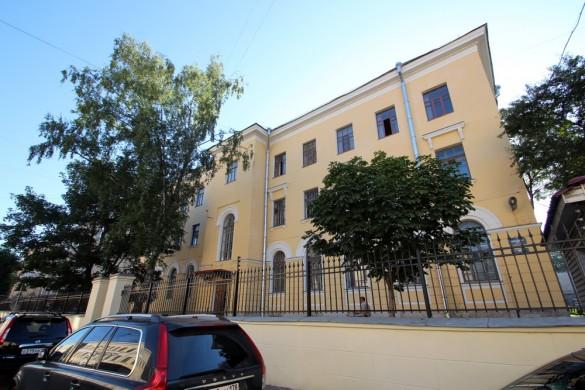 Здание механической лаборатории на Парадной улице