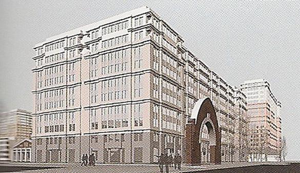 Здание на Заставской
