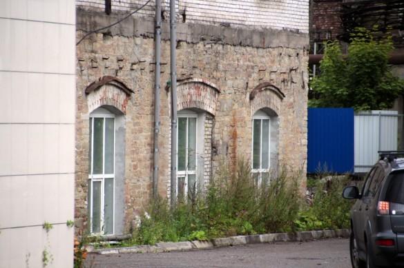 Здание отделочного цеха