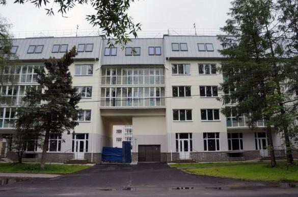 Жилой дом Старопетергофский