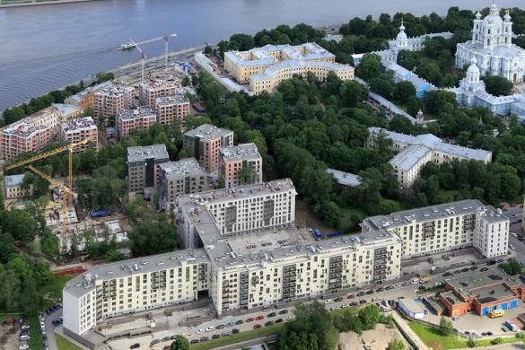 Жилой комплекс Смольный парк