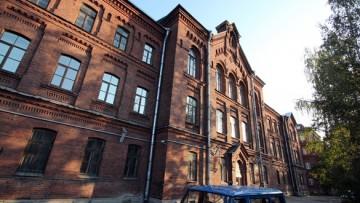 Александро-Мариинское училище на улице Профессора Попова, 37б