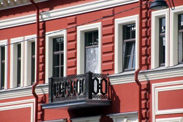Балкон на Лиговском, 1