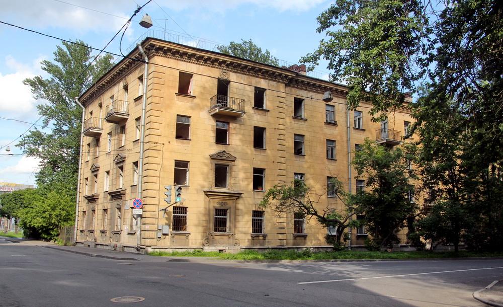 Балтийская улица, 41