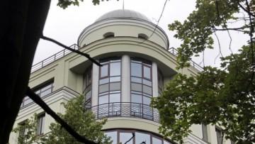 Башня дома в Офицерском переулке, 8