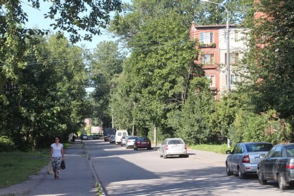 Белевский переулок на Белевском поле