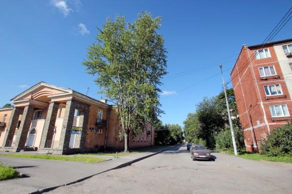 Белевский переулок