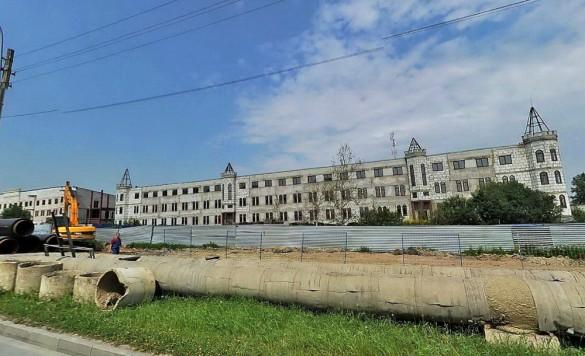 Каплист на Кузьминском шоссе