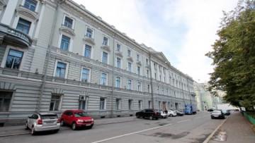 Консерватория в Петербурге