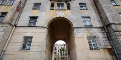 Кронштадт, Красная улица, дом 8, корпус 1, арка