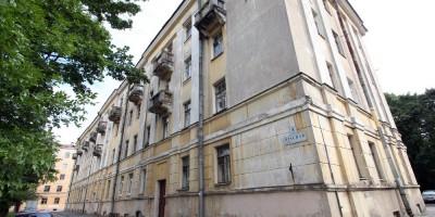 Кронштадт, Красная улица, дом 8, корпус 2