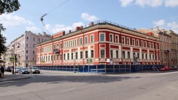 Лиговский проспект, 1, гостиница