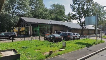 Магазин на улице Савушкина, 104, корпус 2