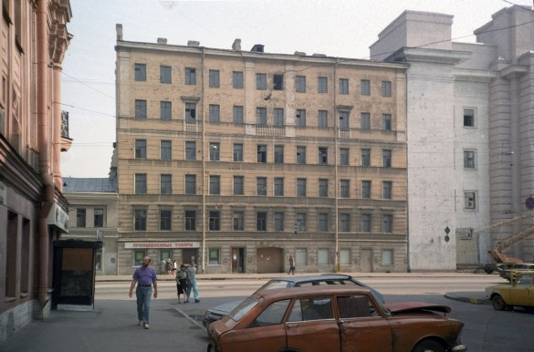 Московский проспект, 58