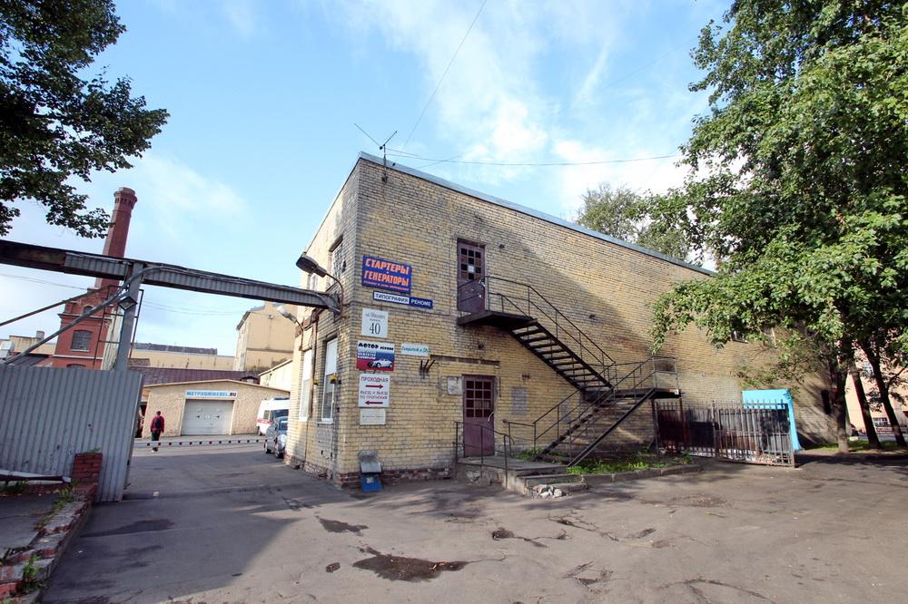 Набережная Обводного канала, дом 40, литера Б