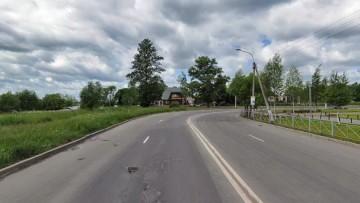 Оборонная улица, Колпино