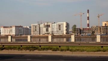 Обуховский завод, Алмаз-Антей, строительство