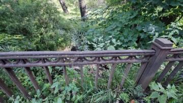 Ограда Водопроводного моста
