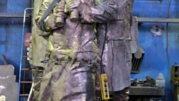 Памятник морякам полярного конвоя, ленд-лиз