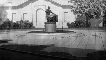 Проект памятника Зеленовой