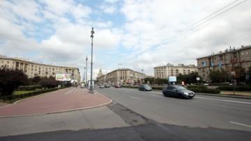 Площадь Братьев Стругацких