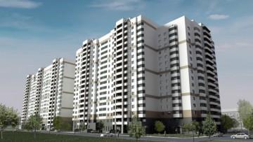 Проспект жилого комплекса Маршал