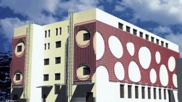 Реконструкция кинотеатра Пилот, проект