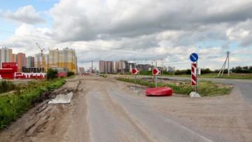 Реконструкция Муринской дороги