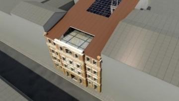Проект реконструкции дома Штакеншнейдера