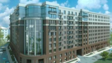Проект жилого комплекса «Преображенский»