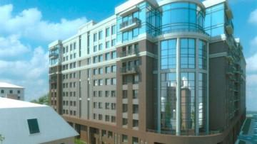 Проект нового жилого комплекса у Балтийского завода