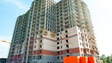 Строительство жилого комплекса Маршал на Кондратьевском