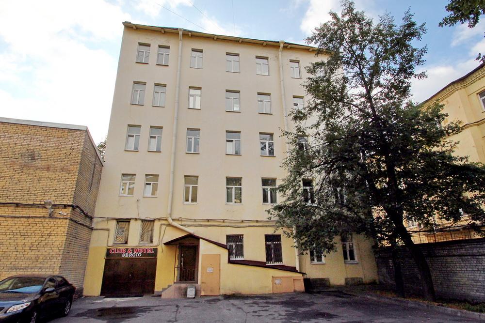 Тамбовская улица, дом 8, литера Б