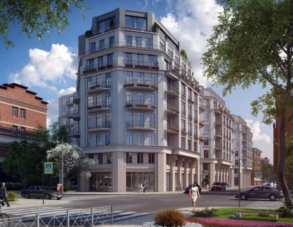 Улица Мира, 37, проект жилого дома Мироздание