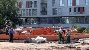 Воссоздание детского сада на Константиновском проспекте