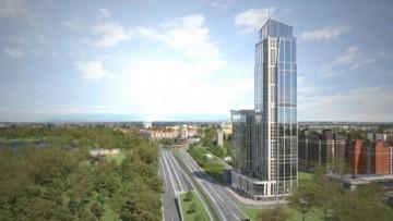 Проект башни «Ингрия тауэр»