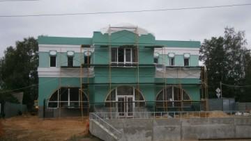 Торгово-офисный центр в Мурине