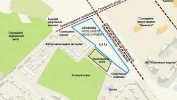 Smart-квартал на Комендантском