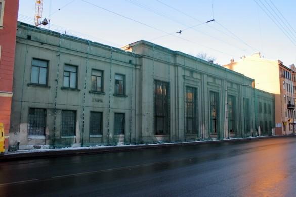 Большая Зеленина улица, 34