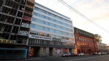 Бизнес-центр на 17-й линии Васильевского острова, 52, корпус 2