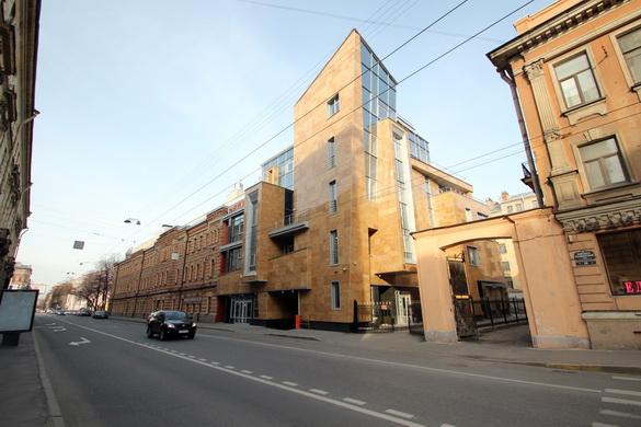 Бизнес-центр на Большой Пушкарской