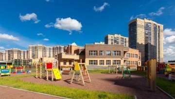 Детский сад на улице Михаила Дудина, 23, корпус 2