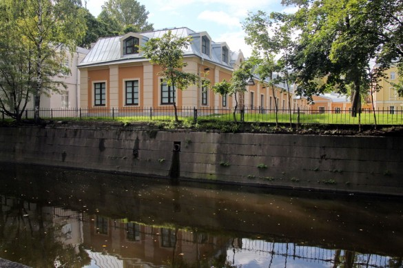 Кронштадт, Якорная площадь, 2а, Музей истории