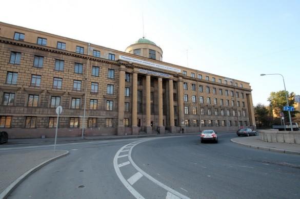 Морская академия Макарова на Заневском