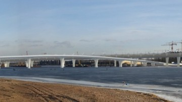 Мост по Яхтенной