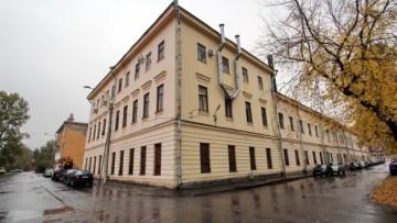 Невский метизный завод на Перевозной набережной