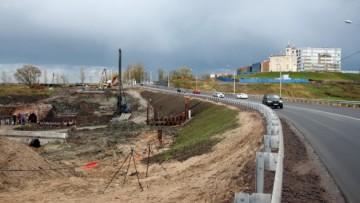 Обход на Петербургском шоссе