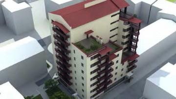 Проект дома на Ропшинской улице, 10
